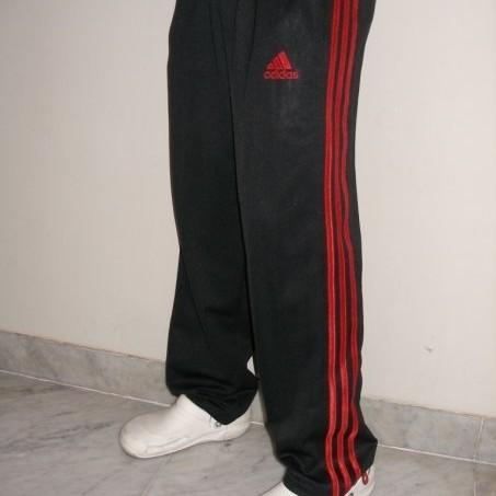 Foto Produk Adidas - Celana Training (Hitam/Merah) dari Clubkaos