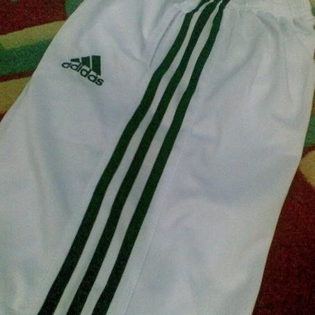 Foto Produk adidas - celana training (Hitam/Putih) dari Clubkaos