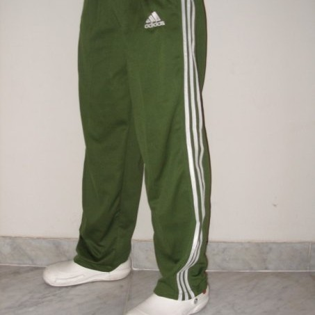 Foto Produk adidas - celana training (Hijau/Putih) dari Clubkaos