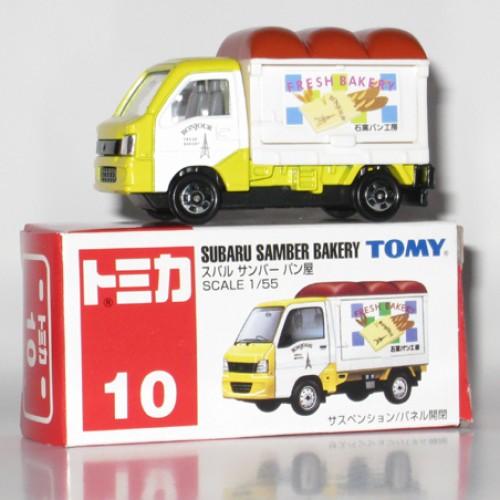Foto Produk #010 Subaru Samber Bakery (TB) dari Tomica Shop