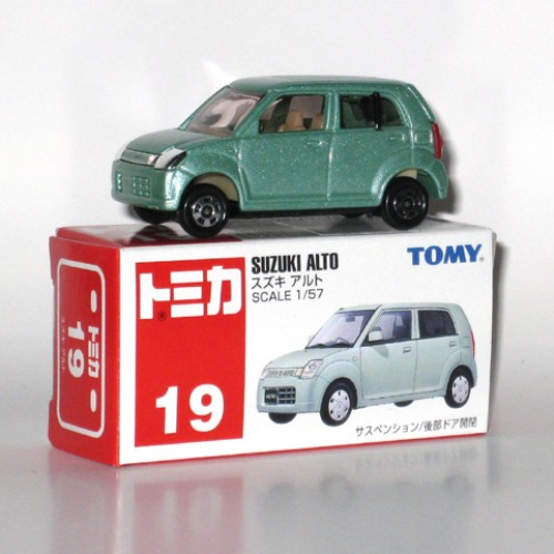 Foto Produk #019 Suzuki Alto (TB) dari Tomica Shop