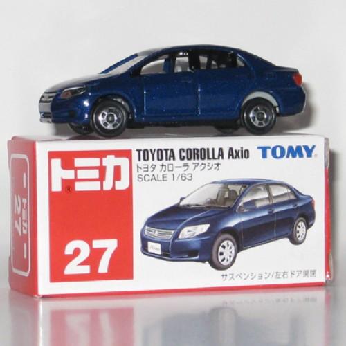 Foto Produk #027 Toyota Corolla Axio (TB) - STOK HABIS dari Tomica Shop