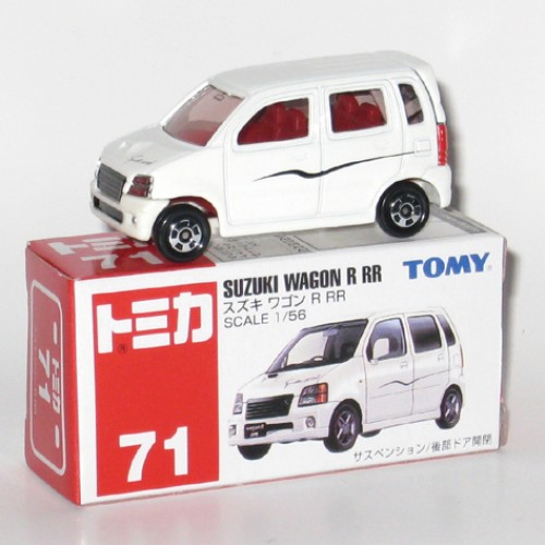 Foto Produk #071 Suzuki Wagon R RR / Karimun (TB) dari Tomica Shop