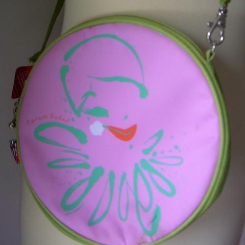 Foto Produk Tas selempang bulat hijau dari Opium Babe ^