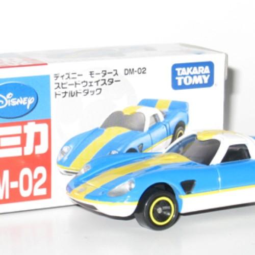 Foto Produk DM-02 Speedway Star Donald Duck dari Tomica Shop