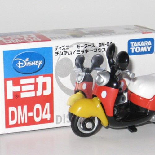 Foto Produk DM-04 Chim Chim Mickey Mouse - STOK HABIS dari Tomica Shop