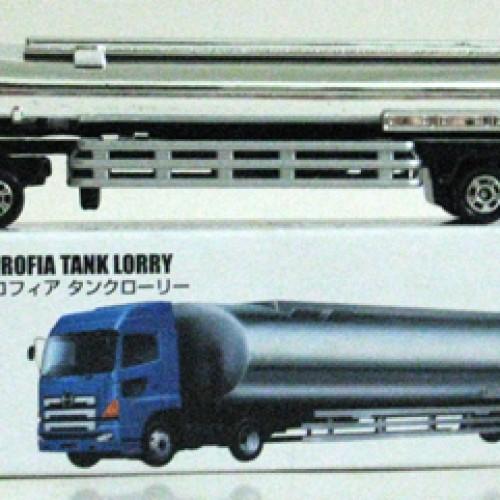 Foto Produk #121 Hino Profia Tank Lorry Truck (TTB) - STOK HABIS dari Tomica Shop