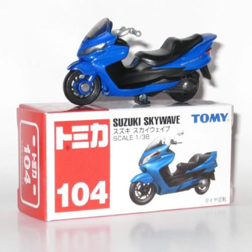 Foto Produk #104 Suzuki Skywave (TB) - STOK HABIS dari Tomica Shop