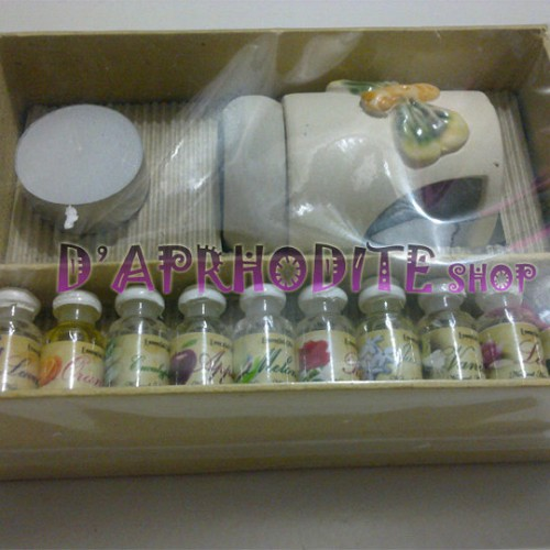 Foto Produk PAKET AROMATERAPHY ESSENTIAL OIL dari d'Aphrodite Shop