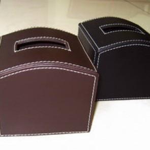 Foto Produk Tempat tissue leather dari LucuKeren.Com