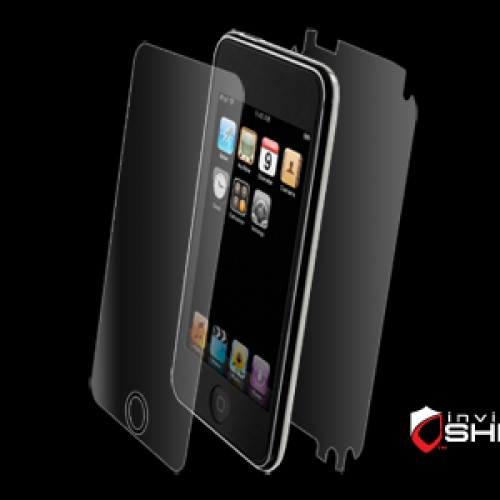 Foto Produk invisibleSHIELD™ for the Apple iPod touch 2nd Gen / 3rd Gen dari InvisibleSHIELD Store