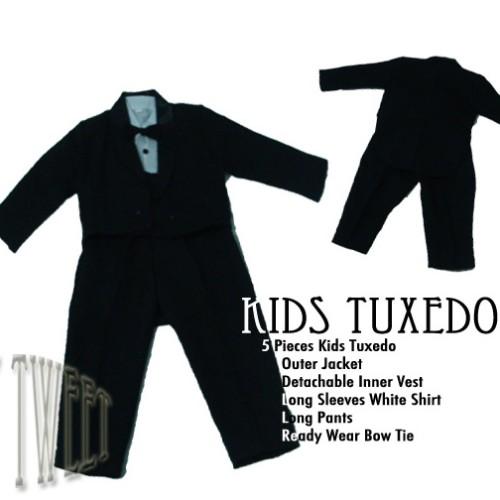 Foto Produk Tweetzie Clothing - Kids Tuxedo model Penguin ( Small ) dari Upcoming Party Tweet