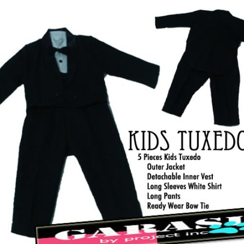 Foto Produk Kids Tuxedo Penguin Style dari Garasibyproject