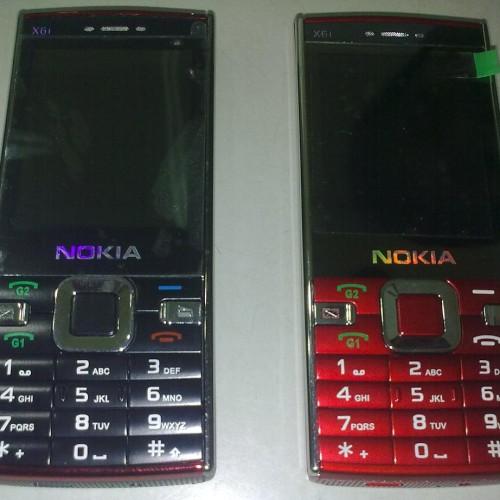 Foto Produk Nokia X6i Replika +2gb dari Theone Shop