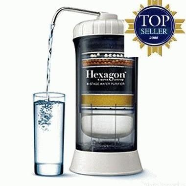 Foto Produk Hexagon Water System 8 Stage. dari B4ndungonline