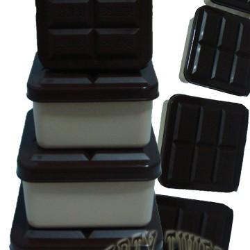 Foto Produk Lunch Box - Chocolate Bars - Set Of 4 dari Upcoming Party Tweet