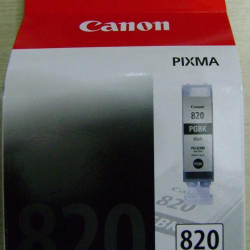 Foto Produk Original Canon Ink Cartridge PG 820 Black dari Cipta Trading