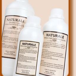 Foto Produk NATURALE BRIGHTENING CREAM 1 liter dari Cantique Shop