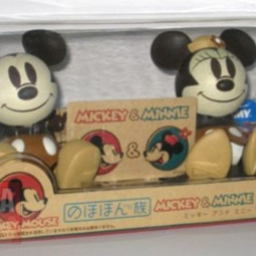 Foto Produk Nohohon Classic Mickey & Minnie dari Tomica Shop