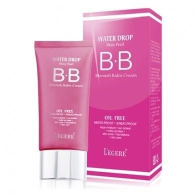 Foto Produk L'egere BB Water Drop Shiny Pearl Blemish Balm Cream dari Snowvin Collections