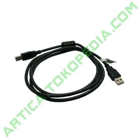 Foto Produk Kabel printer USB2.0 1.5m black dari Artica Computer