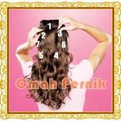 Foto Produk Curly Hair Clip dari Pernik Kosmetik