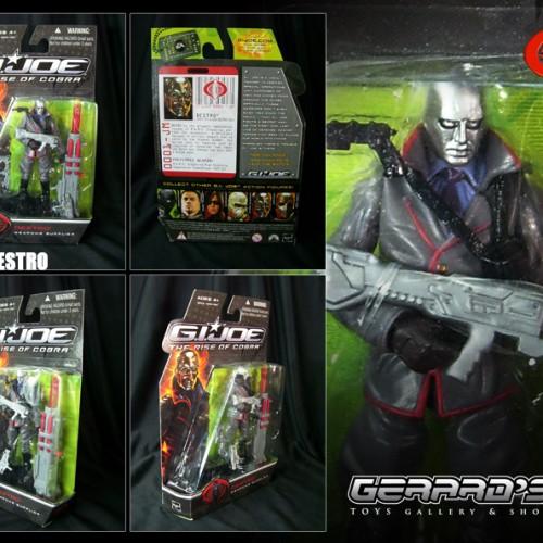 Foto Produk Destro - GIjoe ROC - MOC dari GERARD-TOYS