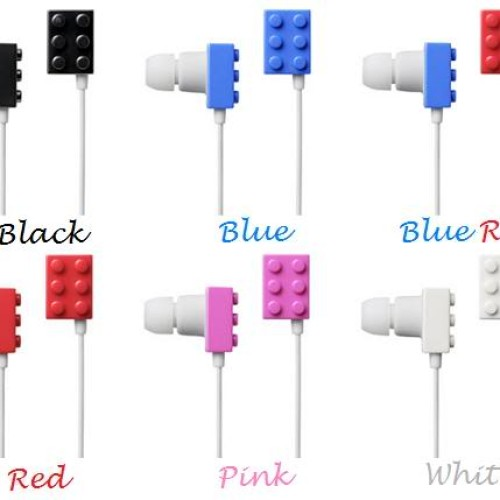 Foto Produk EARPHONE BRICK'S (LEGO) dari Toko Komputer Mbah Priok