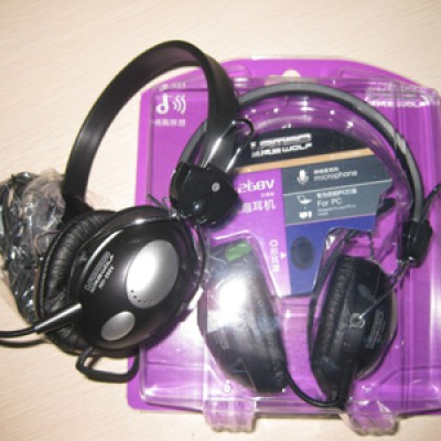 Foto Produk Headphone LAMBOO WOLF MH 268V dari Sandy.Computer
