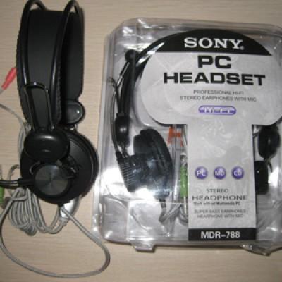 Foto Produk Headphone SONY MDR-788 dari Sandy.Computer