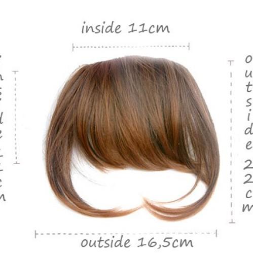 Foto Produk HAIR BANGS (Poni Extension Clip) dari shoppie shop