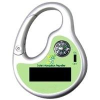 Foto Produk Mosquito Repellent - Tiada Kimia, Solar Recharged + Hook + Kompas dari Wellness
