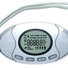 Foto Produk Ukur Lemak Badan di mana-mana dgn Pedometer + FAT Analyzer dari Wellness