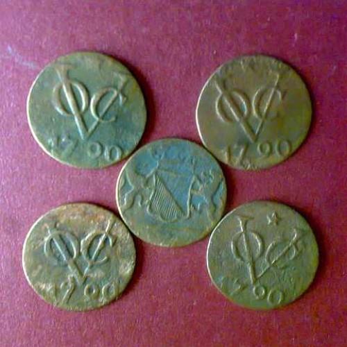 Foto Produk Koin Kuno VOC 1790 dari Campur Sari