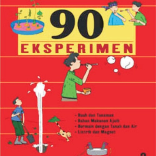 Foto Produk 90 EKSPERIMEN 3 dari Toko Buku 333