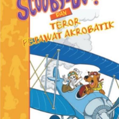 Foto Produk SCOOBY DOO DAN TEROR PESAWAT AKROBATIK dari Toko Buku 333