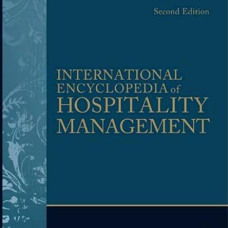 Foto Produk International Encyclopedia of Hospitality Management, Second Edition dari Bukupintar