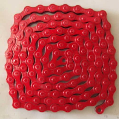 Foto Produk Chain / Rantai Single Speed Red dari Bike Market
