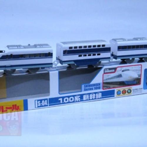 Foto Produk Plarail S-04 100 Bullet Train dari Tomica Shop