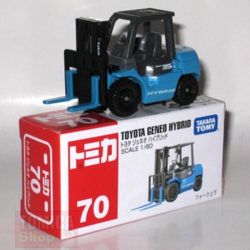 Foto Produk #070 Toyota Geneo Hybrid (TTB) - STOK HABIS dari Tomica Shop