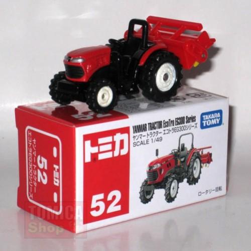 Foto Produk #052 Yanmar Tractor EcoTra EG300 Series (TTB) dari Tomica Shop