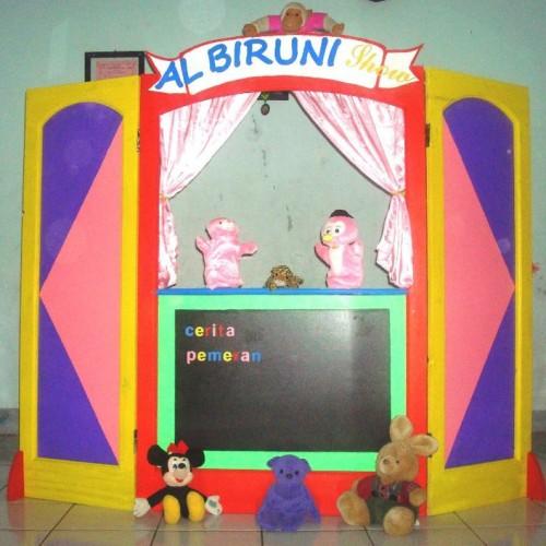 Foto Produk panggung boneka (Puppet Show) dari Robani Edutoys