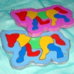 Foto Produk Puzzle Kuda dari Robani Edutoys