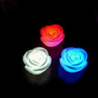 Foto Produk Lampu LED Mawar Brubah Warna dari Halo Shopping