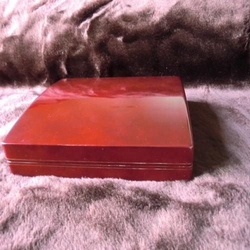Foto Produk Kotak Perhiasan Kayu Untuk Koleksi Cincin, Liontin, Dan Anting-Anting dari Lotus Online Shop