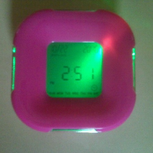 Foto Produk Moody Clock (Jam Dengan Sensor Gerak) dari Unik Shop