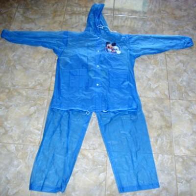 Foto Produk Jas Hujan Anak - Stelan ( Baju + Celana ) Kode : GRC Motif Kartun dari MD'C COLLECTION