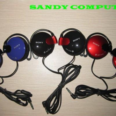 Foto Produk Earhook Sony MDRQ-140 dari Sandy.Computer