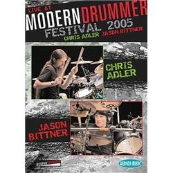 Foto Produk Chriss adler and jason bittner modern drummer festival 2005 dari EJOY CD/DVD LESSON MUSIK