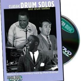 Foto Produk Classic drum solo and drum battles dari EJOY CD/DVD LESSON MUSIK